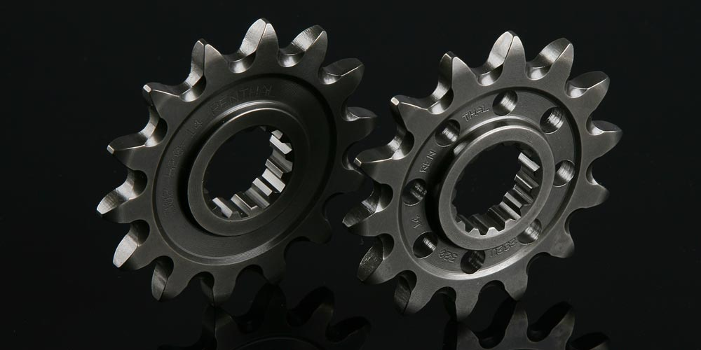 Renthal Sprockets. The Industry Standard.